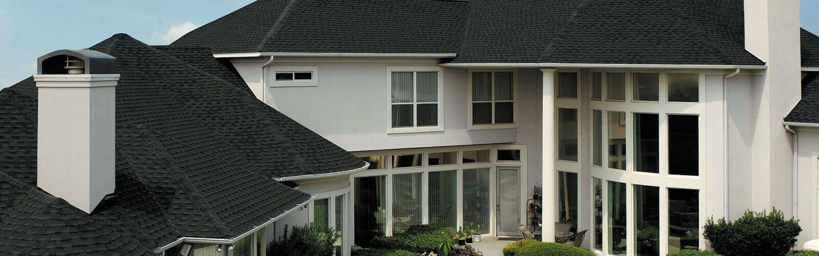 gaf hd charcoal color roofing